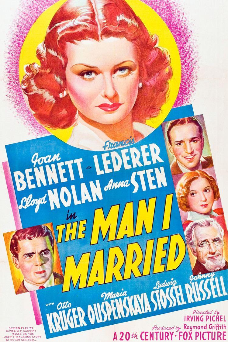 The Man I Married wwwgstaticcomtvthumbmovieposters55652p55652