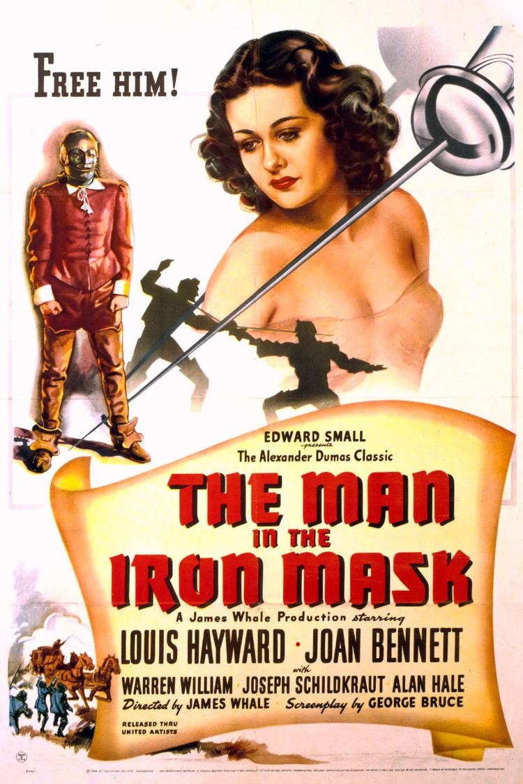 The Man in the Iron Mask (1939 film) wwwgstaticcomtvthumbmovieposters5801p5801p