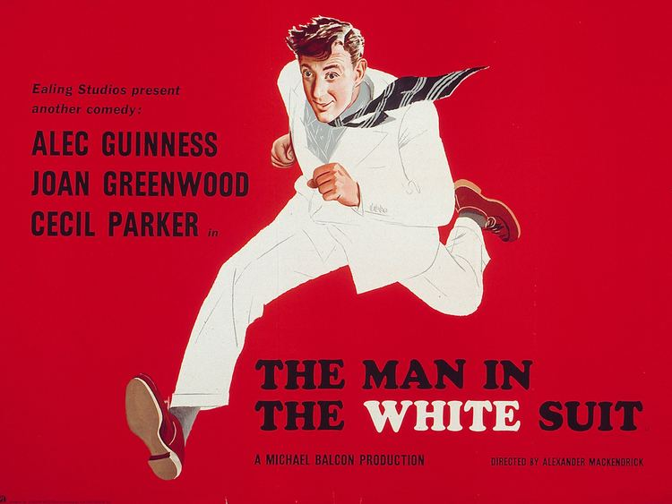 The Man in the White Suit That Ealing moment The Man in the White Suit BFI