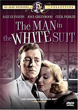 The Man in the White Suit Amazoncom The Man in the White Suit Alec Guinness Joan Greenwood