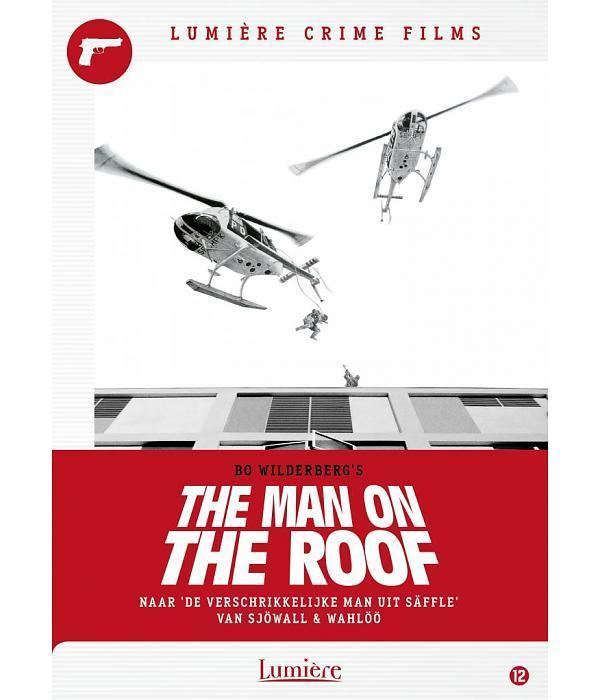THE MAN ON THE ROOF Lumiere DVD en Blurays