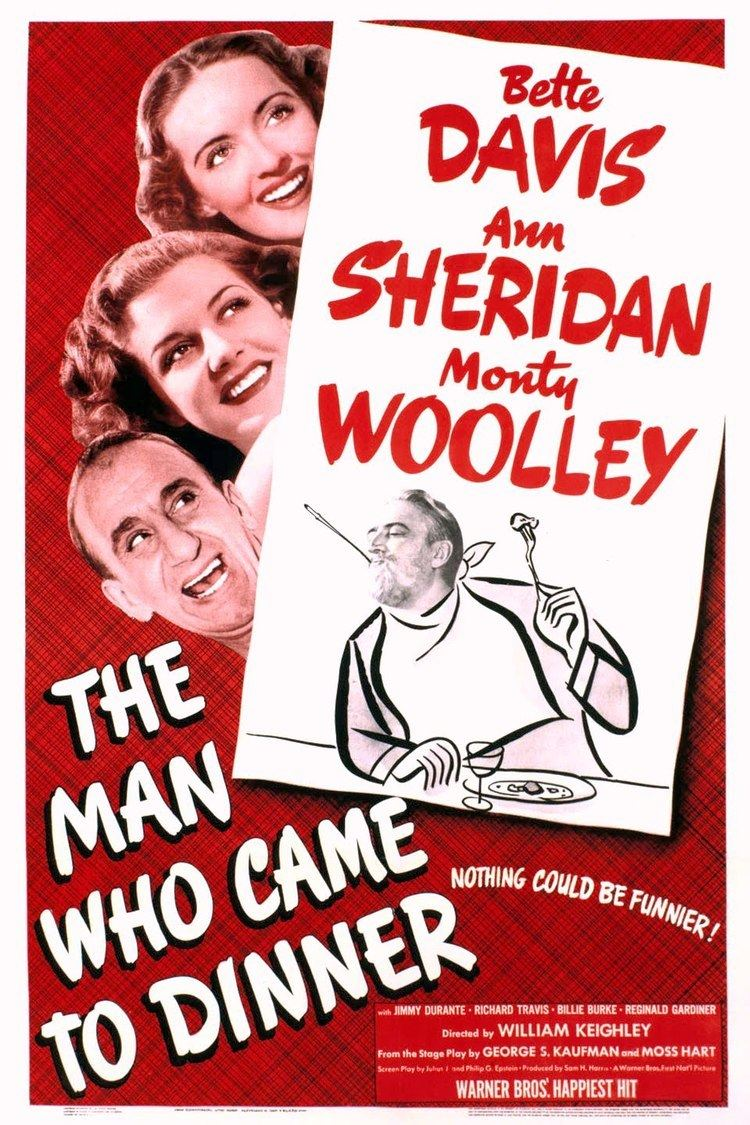 The Man Who Came to Dinner (film) wwwgstaticcomtvthumbmovieposters4292p4292p