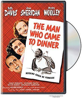 The Man Who Came to Dinner (film) Amazoncom The Man Who Came to Dinner Bette Davis Monty Woolley
