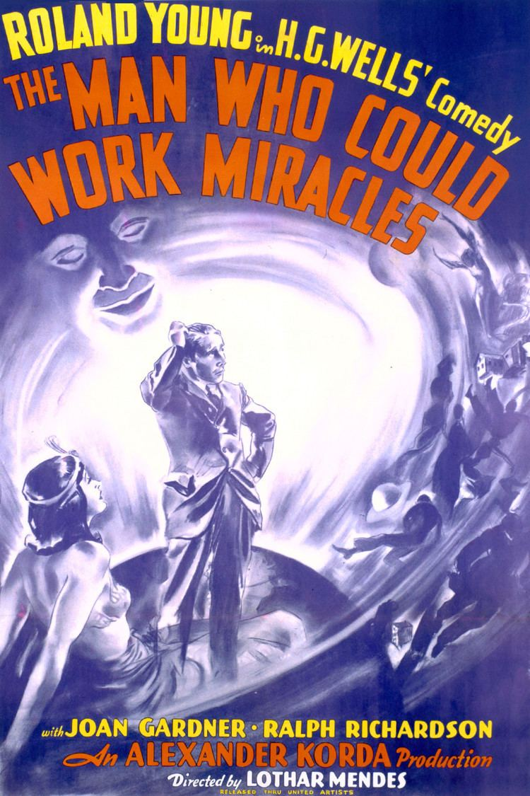 The Man Who Could Work Miracles wwwgstaticcomtvthumbmovieposters4492p4492p
