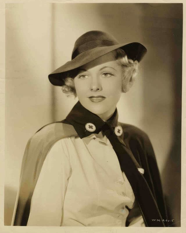 The Man Who Found Himself Photo Joan Fontaine The Man Who Found Himself 1937 Actors