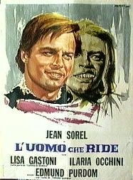 The Man Who Laughs (1966 film) movie poster