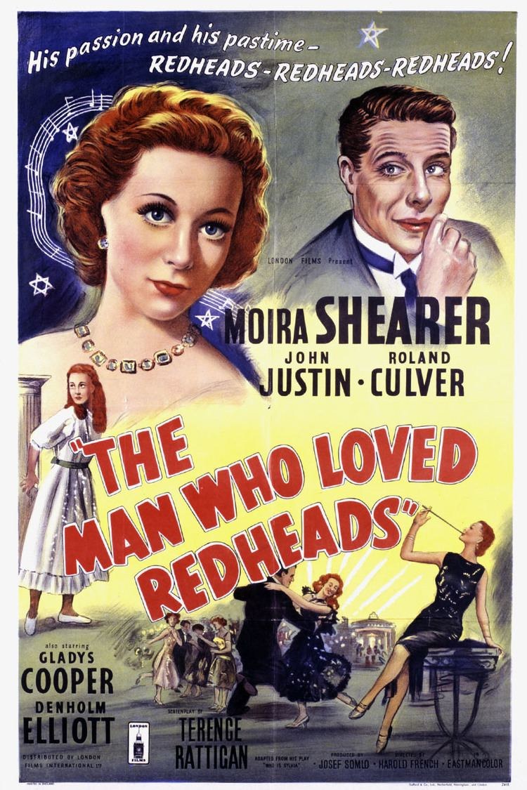 The Man Who Loved Redheads wwwgstaticcomtvthumbmovieposters36728p36728