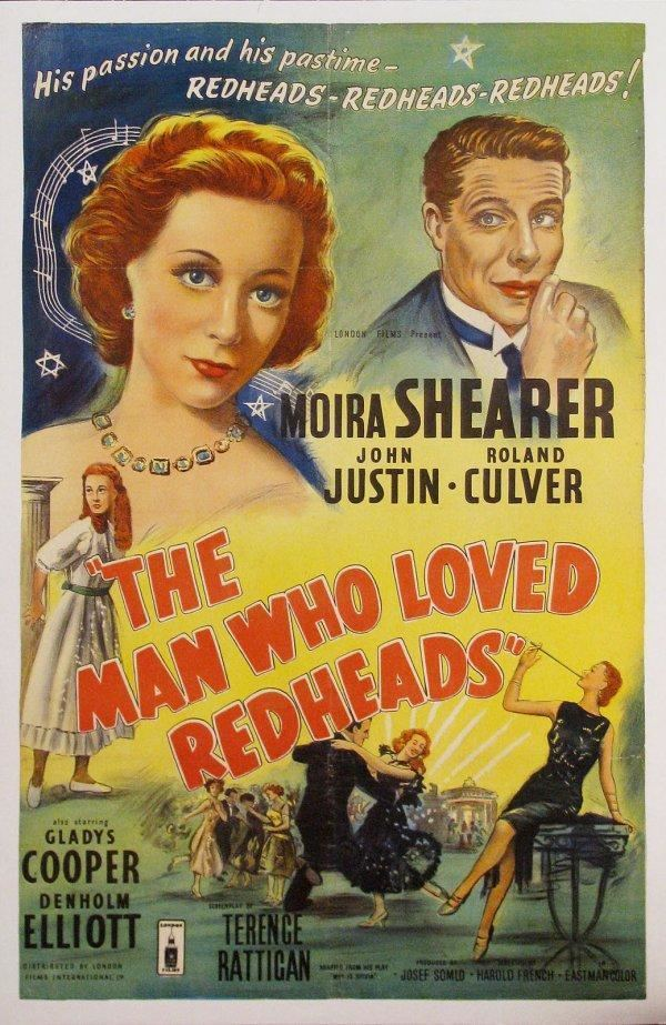 The Man Who Loved Redheads The Man Who Loved Redheads Movie 1955