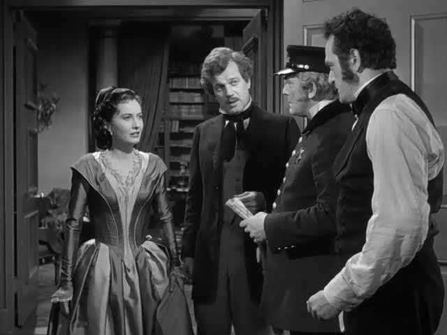 The Man with a Cloak The Man with a Cloak 1951 Fletcher Markle Lasso The Movies