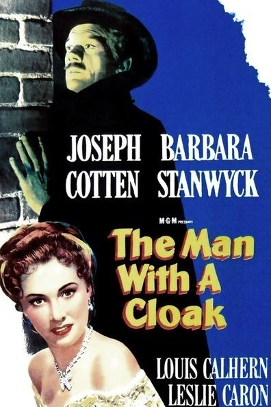 The Man with a Cloak The Man with a Cloak 1951 Fletcher Markle Joseph Cotten Barbara