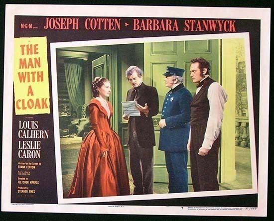 The Man with a Cloak The Man with a Cloak 1951
