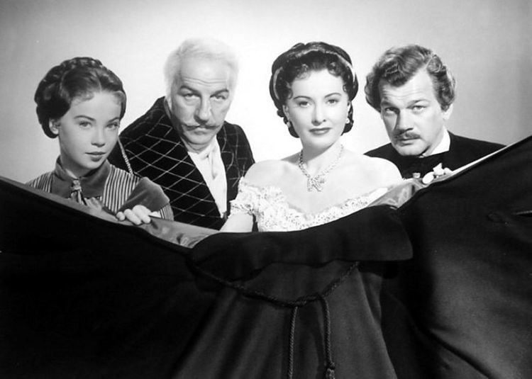 The Man with a Cloak The Man with a Cloak 1951 The Motion Pictures