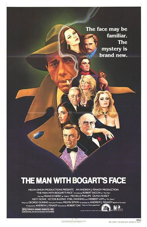 The Man with Bogart's Face BoPaul Media The Man with Bogarts Face