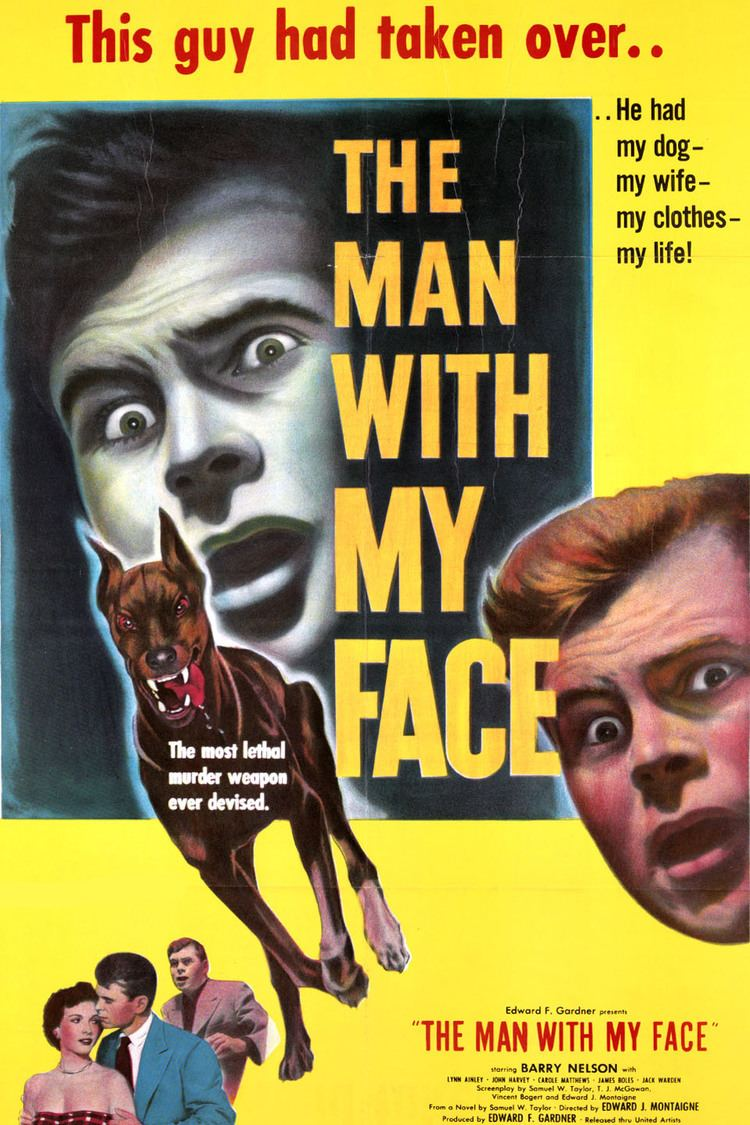 The Man with My Face (film) wwwgstaticcomtvthumbmovieposters8390p8390p