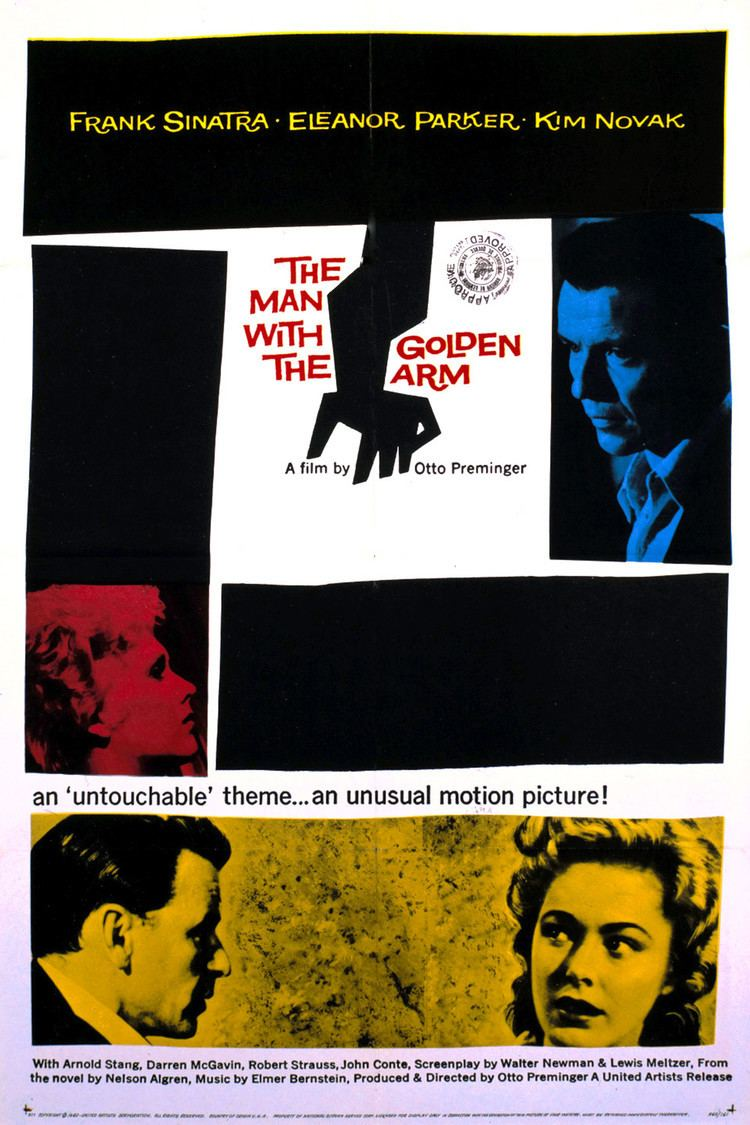 The Man with the Golden Arm wwwgstaticcomtvthumbmovieposters2909p2909p