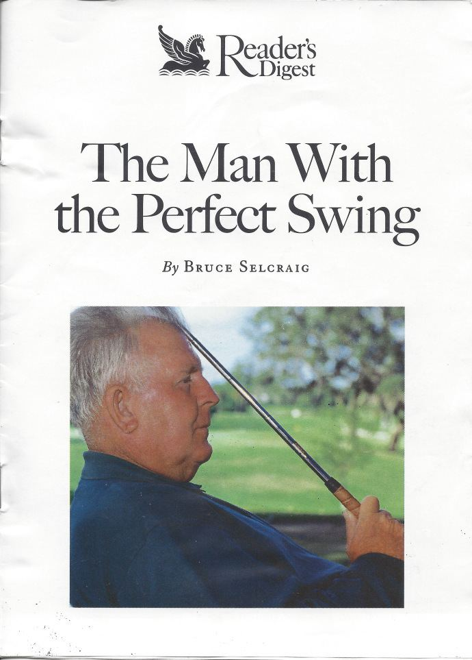 The Man with the Perfect Swing The Man With the Perfect Swing 1999 Moe Norman