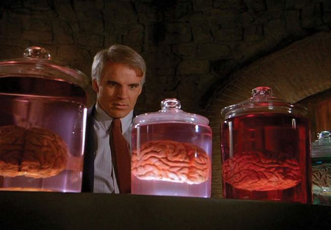 The Man with Two Brains The Man with Two Brains 1983