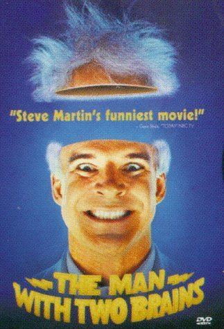 The Man with Two Brains Amazoncom The Man with Two Brains Steve Martin Kathleen Turner