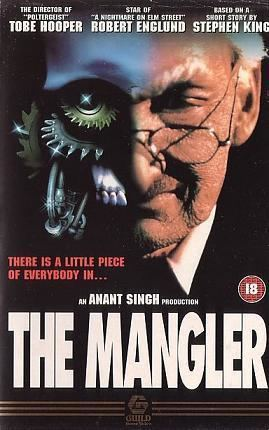 The Mangler (film) The Mangler Film TV Tropes