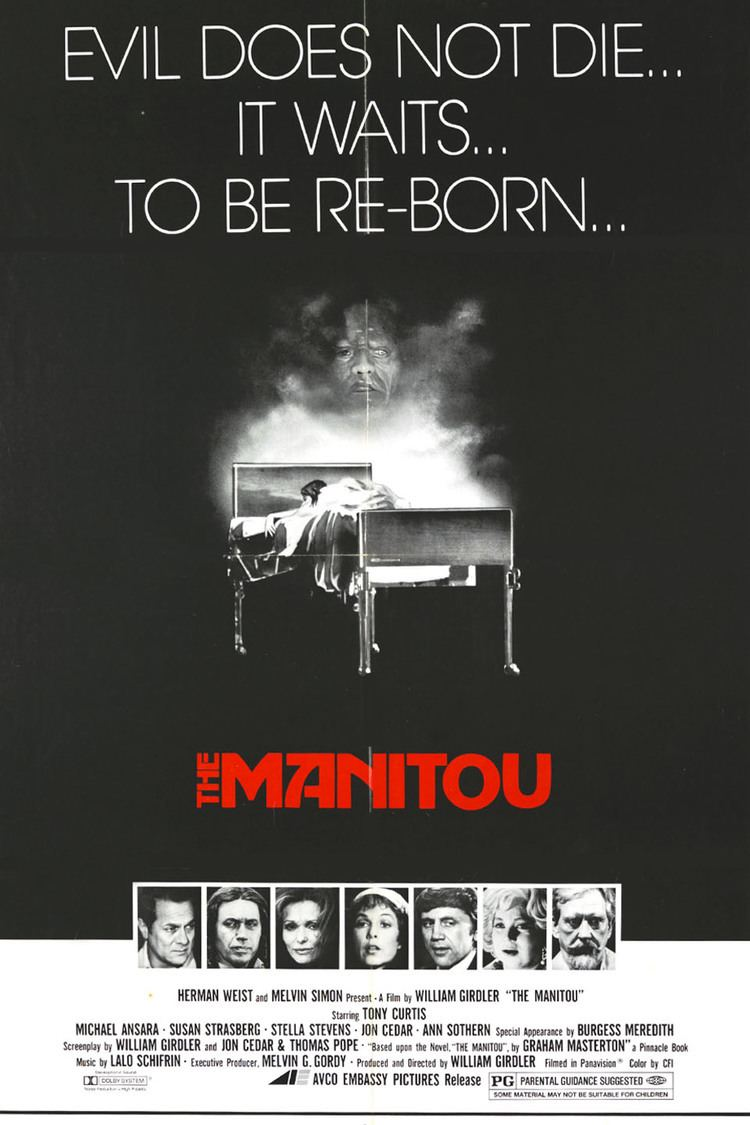 The Manitou wwwgstaticcomtvthumbmovieposters43566p43566