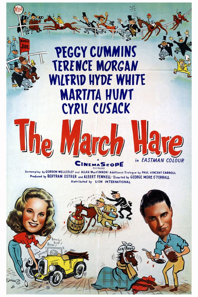 The March Hare (1956 film) wwwgstaticcomtvthumbmovieposters43252p43252