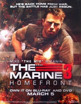 The Marine (film series) The Marine 3 Homefront Wikipedia