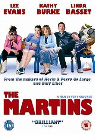 The Martins (film) The Martins DVD Amazoncouk Lee Evans Kathy Burke Linda