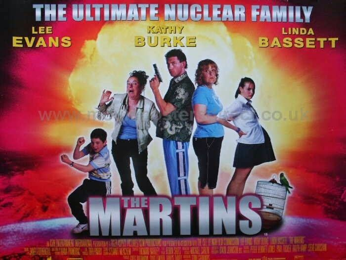 The Martins (film) So It Goes The Martins 2001