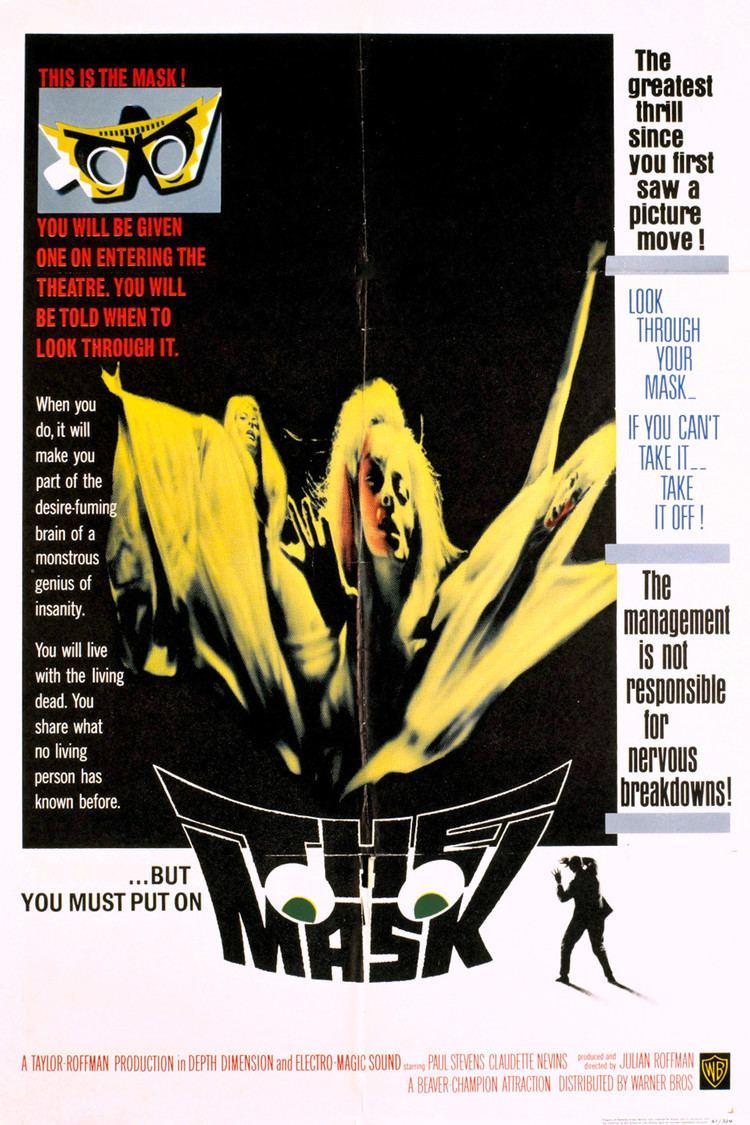 The Mask (1961 film) wwwgstaticcomtvthumbmovieposters4829p4829p