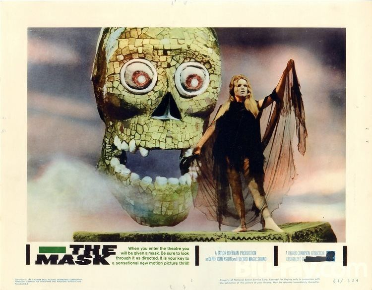 The Mask (1961 film) The Mask 3D 1961 Bluray Detailed