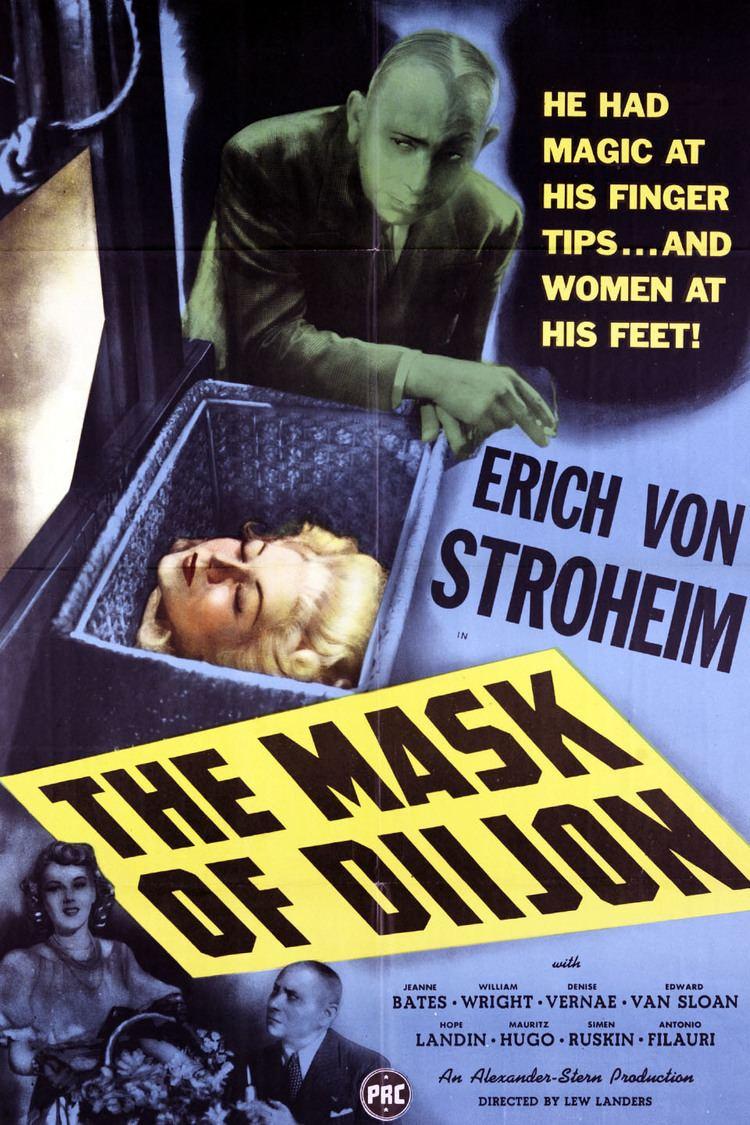 The Mask of Diijon wwwgstaticcomtvthumbmovieposters23408p23408