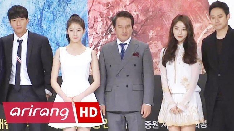 The Master of Revenge Showbiz Korea The Master of Revenge Interview
