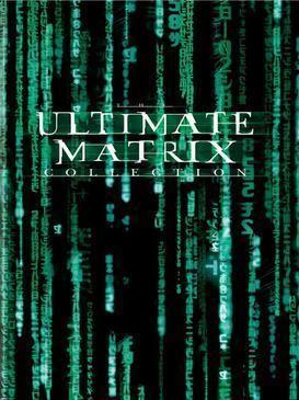 The Matrix (franchise) movie poster