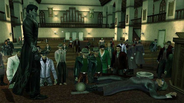 The Matrix Online Remembering the intense roleplaying of The Matrix Online Keyboard