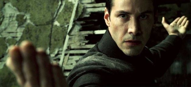 The Matrix Revolutions movie scenes The Matrix Revolutions 2003 Some might argue this is a better film than Reloaded although the difference is marginal But Reeves spends most of it blind