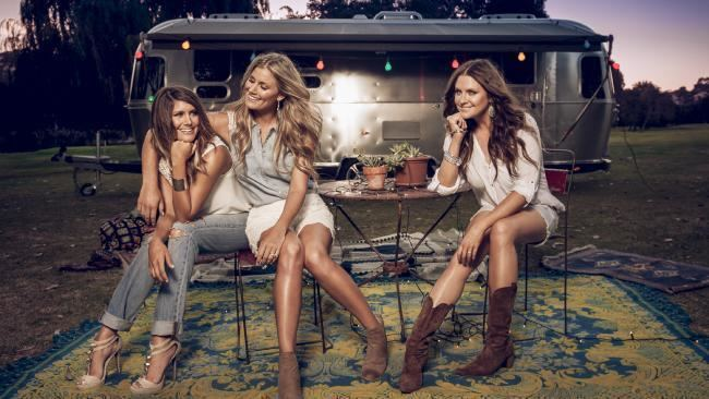 The McClymonts Its good to spend some time apart