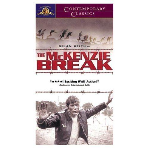 The McKenzie Break movie scenes McKenzie is a remote understaffed POW camp in Scotland where an assortment of German fliers U boat men and soldiers are being held prisoner The restive