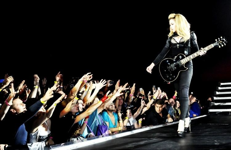 The MDNA Tour The MDNA Tour to premiere on EPIX on June 22 Madonnarama