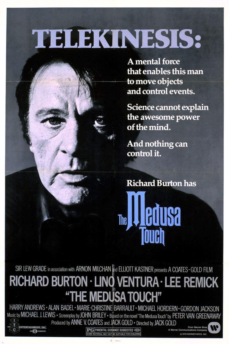 The Medusa Touch (film) wwwgstaticcomtvthumbmovieposters38001p38001