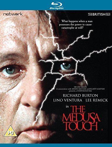The Medusa Touch (film) REVIEW THE MEDUSA TOUCH 1978 STARRING RICHARD BURTON UK BLU