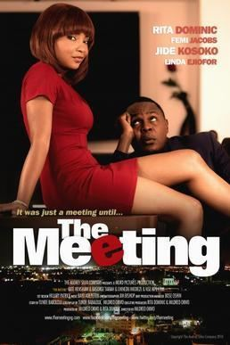 The Meeting (film) movie poster