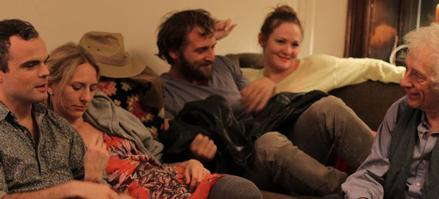 The Mend (film) Film Review The Mend CROMEYELLOWCOM