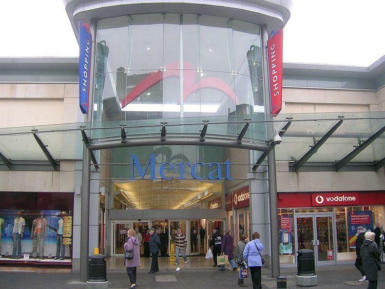 The Mercat Shopping Centre