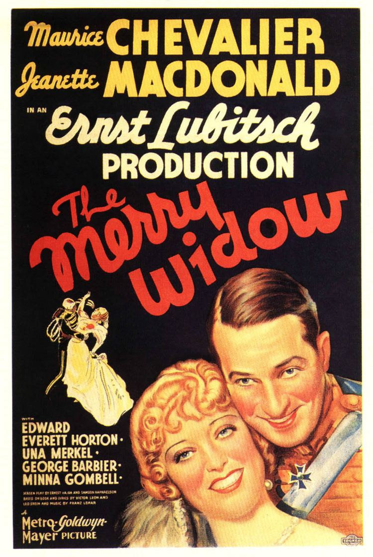 The Merry Widow (1934 film) The Merry Widow 1934 film Wikipedia