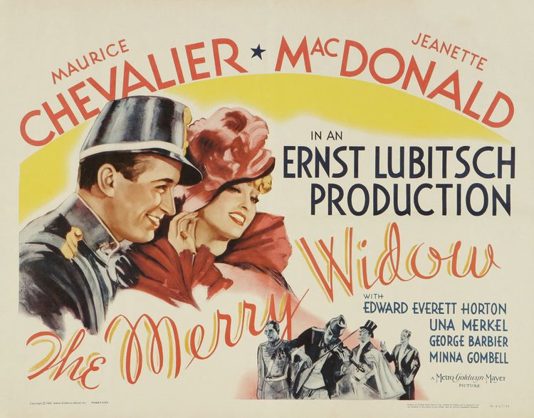 The Merry Widow (1934 film) Merry Widow The 1934