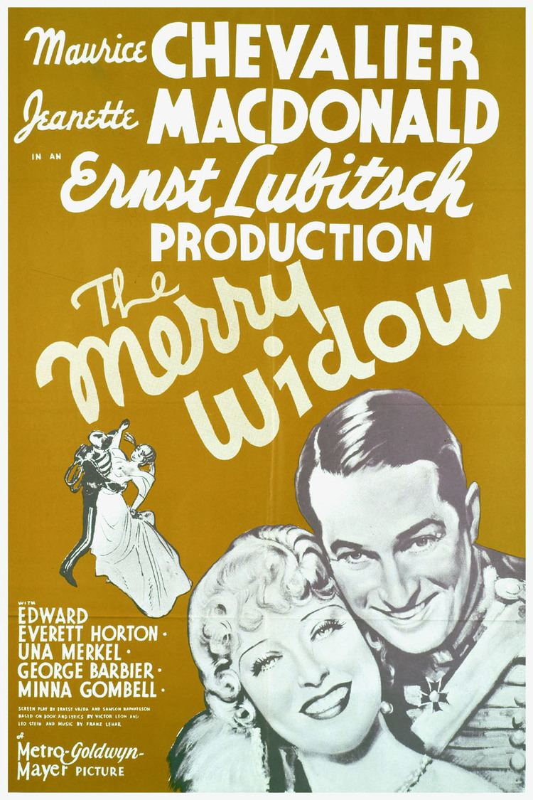 The Merry Widow (1934 film) wwwgstaticcomtvthumbmovieposters6531p6531p