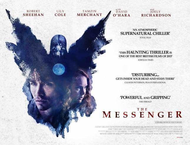 The Messenger (2015 horror film) The Messenger 2015 Dread Central