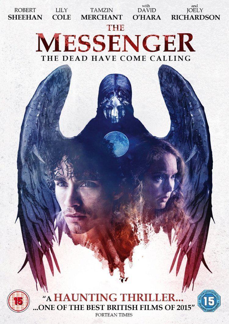 The Messenger (2015 horror film) The Messenger 2015 DVD Review UK Horror Scene