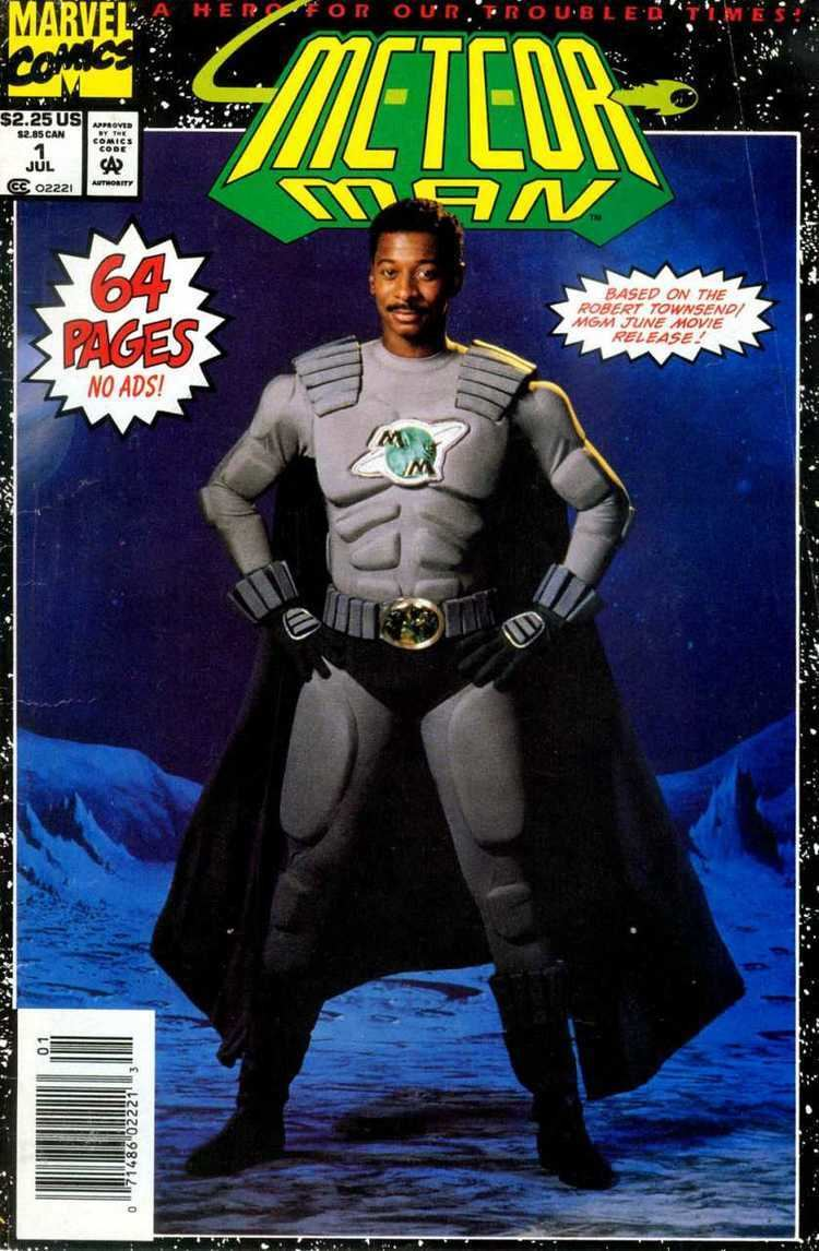 The Meteor Man (film) Meteor Man Character Comic Vine