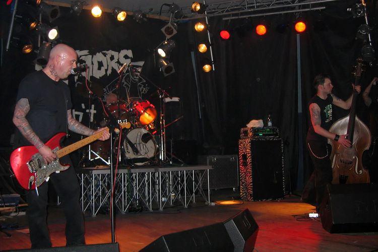 The Meteors (British band) The Meteors British band Wikipedia